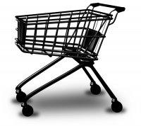 Zakupy, wózek zakupowy