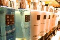 cosmetics in shop