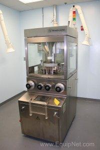 machine tablet presses