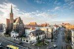 panorama wrocławska